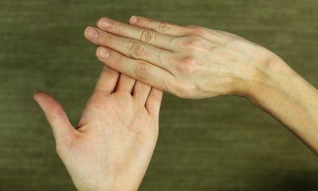 Senam tangan