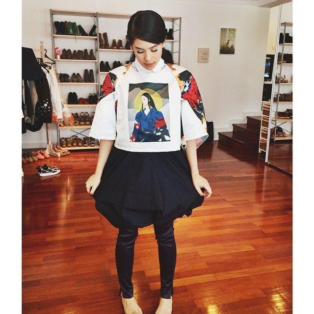 Maudy Ayunda. Kamu harus punya style sendiri!
