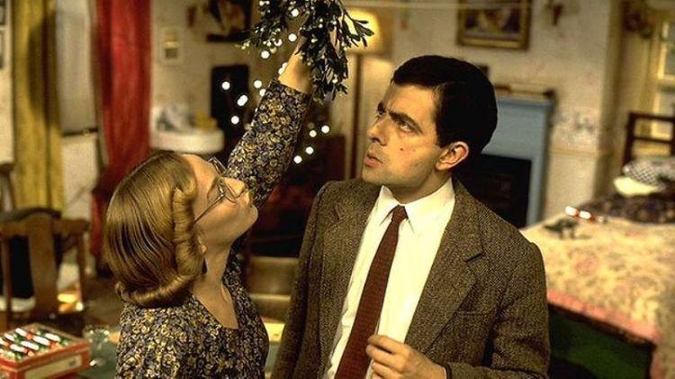 Mr Bean Christmas