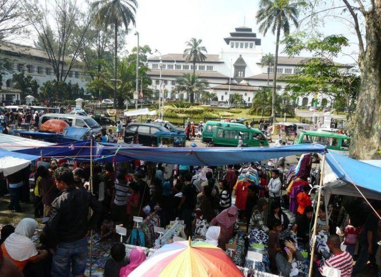 Pasar Gasibu Bandung