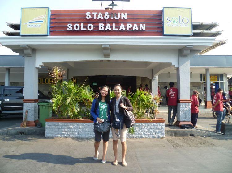 Stasiun Balapan