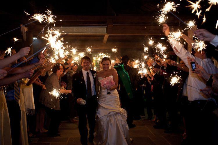 Pernikahan dimalam hari