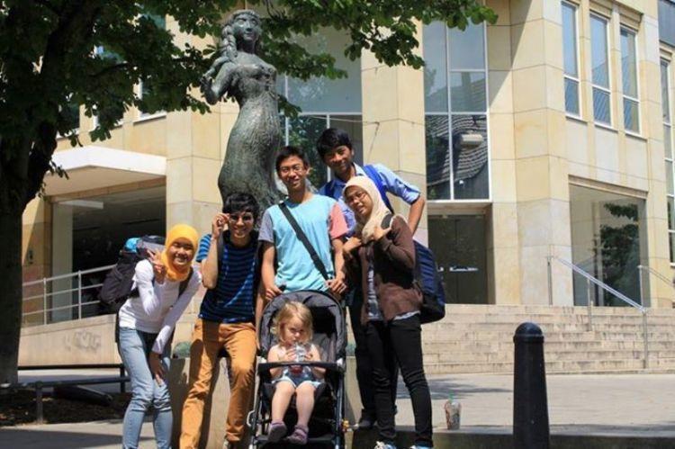 au pair, kesempatanmu buat belajar bahasa dan budaya
