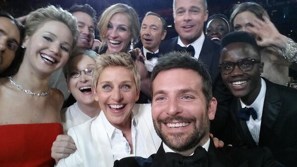 Best selfie ever...