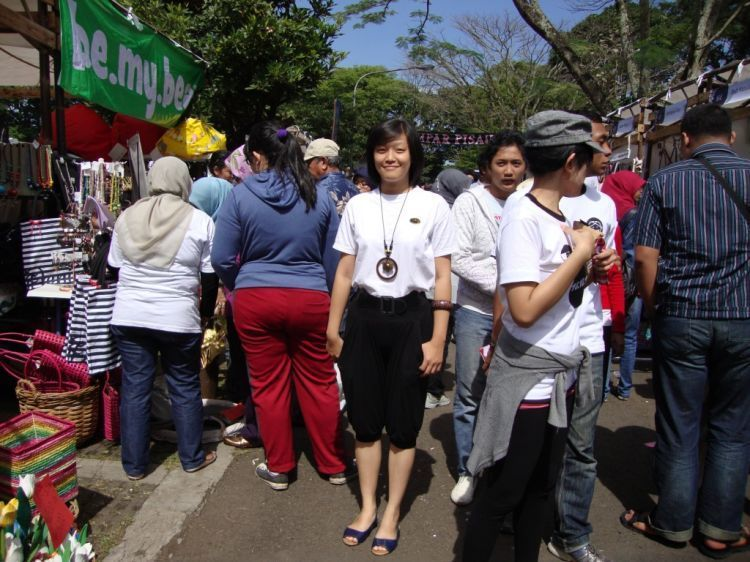 Sebagai turis pun, Bandung membuatmu jatuh hati