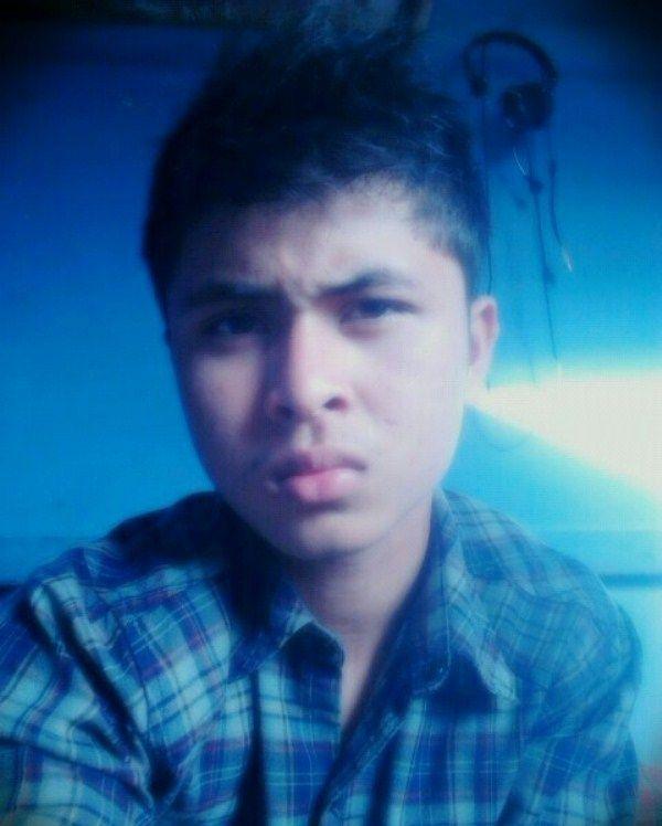 Reza, 20, Aceh