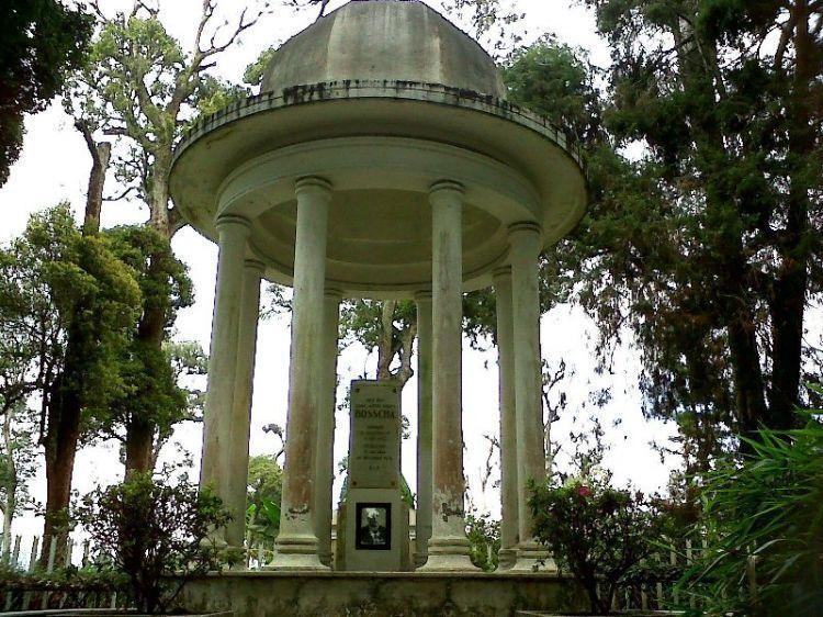 Makam Tuan Bosscha
