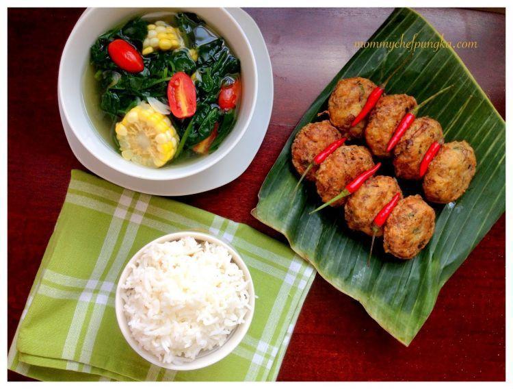 Pilih menu makanan sehat yang sederhana