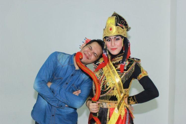 Nanok Fitriyadi, 22, Malang