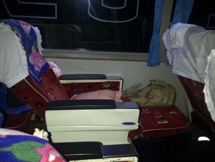 Bus nyaman yang siap membawa kamu dari Medan ke Aceh