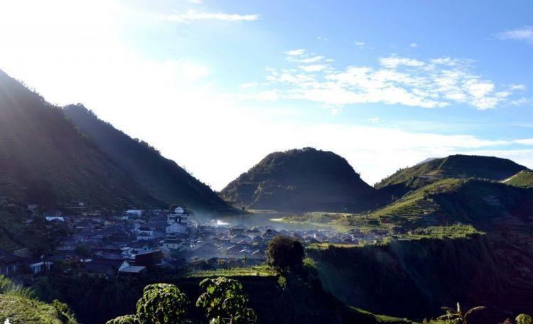 Desa tertinggi di Pulau Jawa
