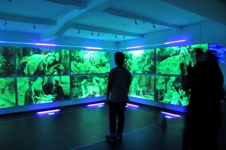 spot pameran lukisan di lawangwangi