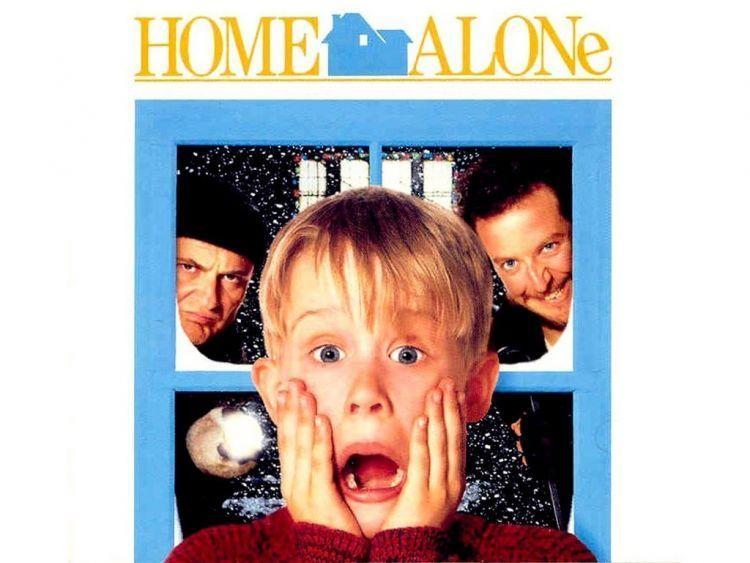home alone pasti ada di TV