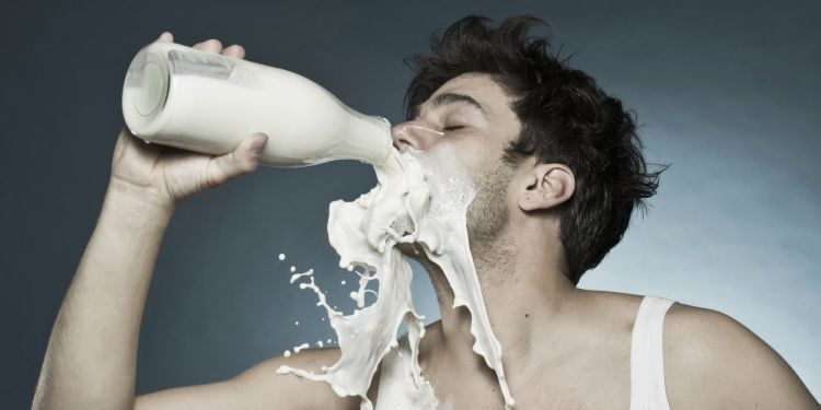 Susu gak selalu bikin gemuk