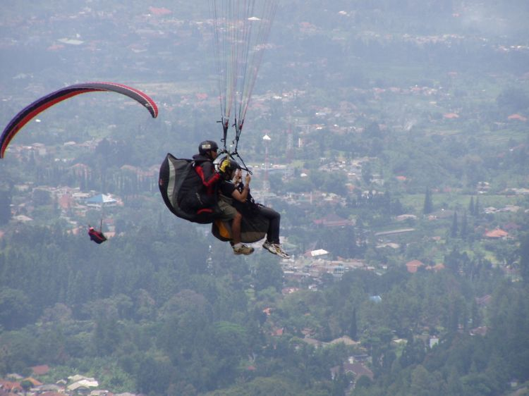 Uji adrenalin di Batu Malang