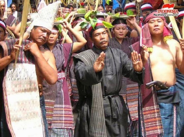 Tradisi unik dari Suku Batak dalam upacara adat kematian