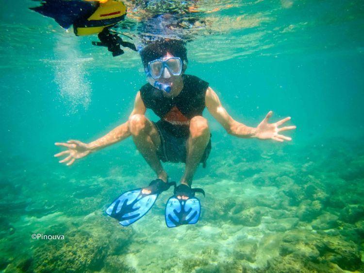 Jangan lewatkan petualangan alam bawah laut di Pulau Berhala