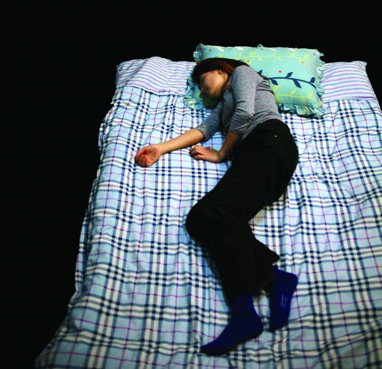 Tidur miring kekanan dan kekiri