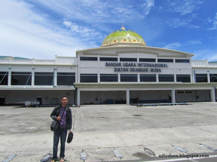 Terbang langsung ke Aceh dan pulang dari medan juga bisa