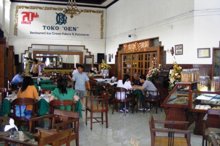Toko legendaris di Malang