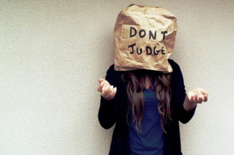 Jangan terburu-buru menilai seseorang