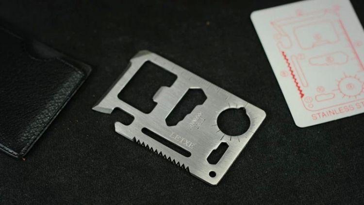 Multitool yang bisa dimasukin ke dompet