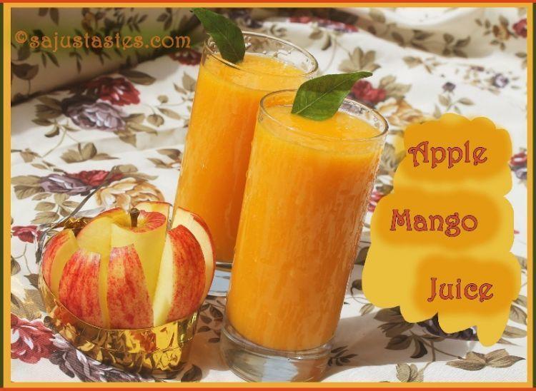 jus buah tropis