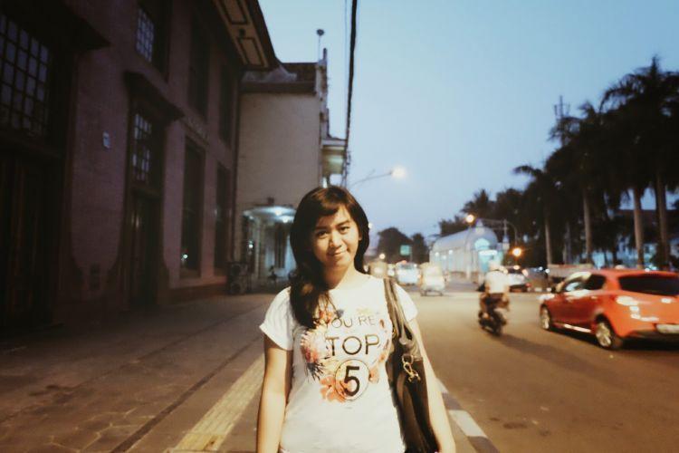 Di Jakarta, kamu tumbuh menjadi insan yang tangguh
