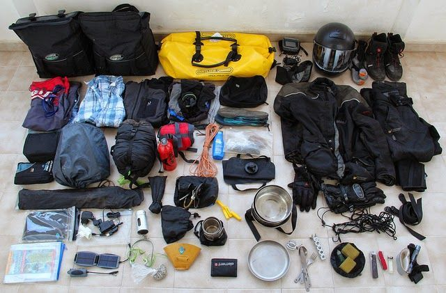 Rental outdoor gear