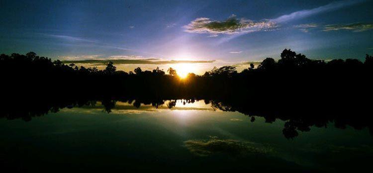 Sunrise Embung Tambakboyo