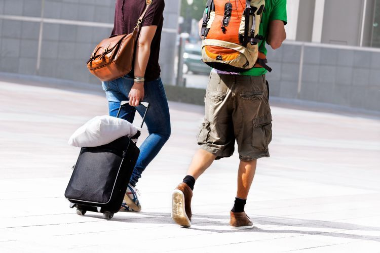 Flashpacker dan backpacker