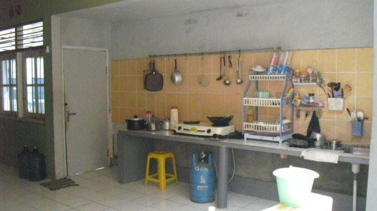 Dapur jadi nilai plus