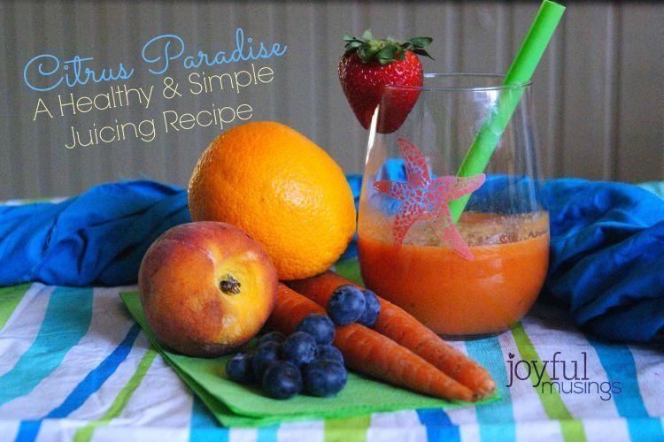 jus wortel dan persik