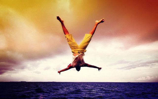 Jangan jadikan rasa takut sebagai penghalang kesuksesanmu