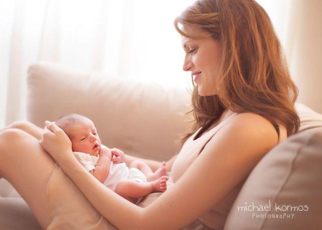 Setiap ibu suka pada anaknya masing-masing