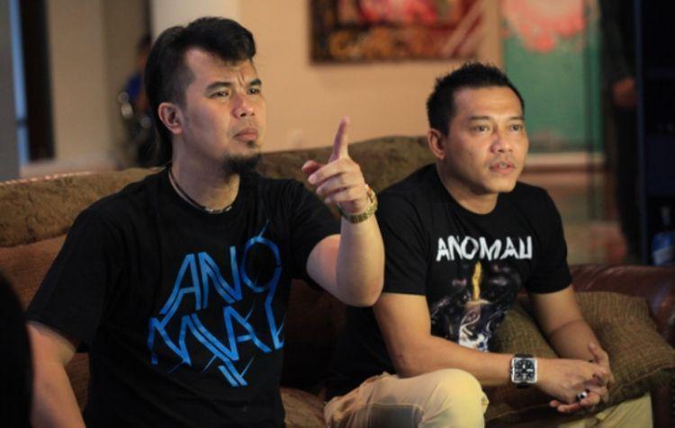 Pernah dengar Anang dan Dhani ngobrol?