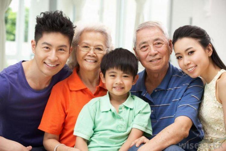Tinggal dekat dengan orangtua