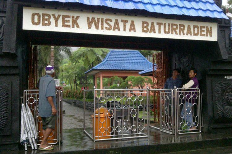 Lokawisata Baturraden