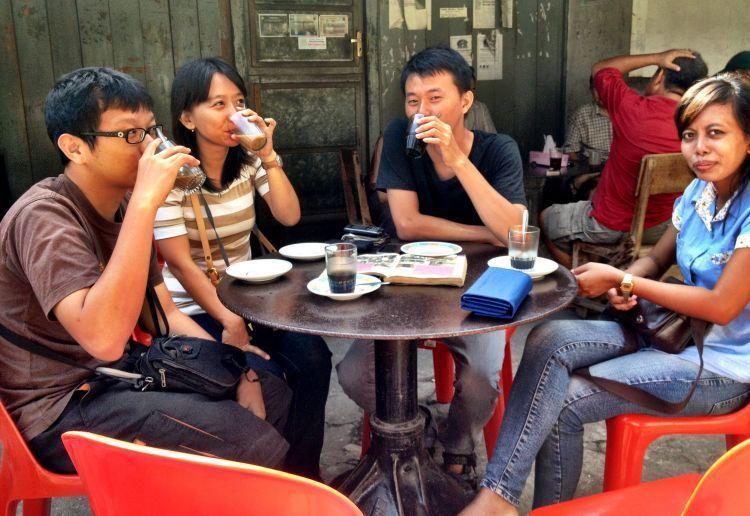 Wajib coba: kopi khas Belitung!
