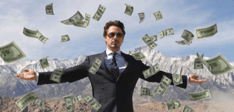Motivasimu untuk sukses adalah uang