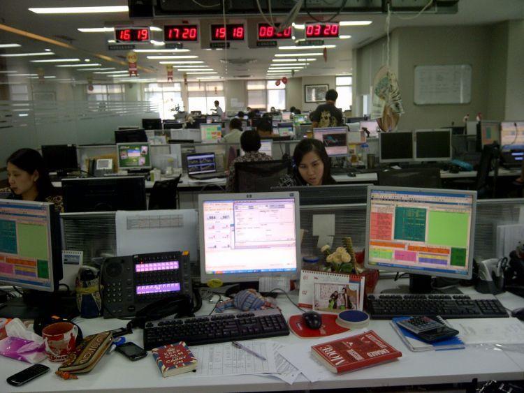 Job desk jelas