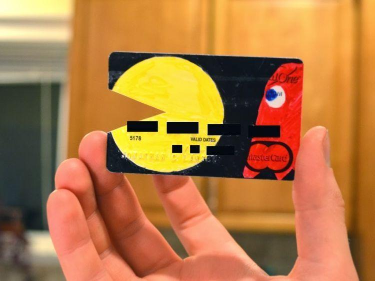 Mau diapakan kartunya?