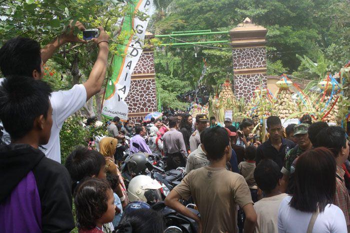 Festival Syawalan di Rowo Jombor