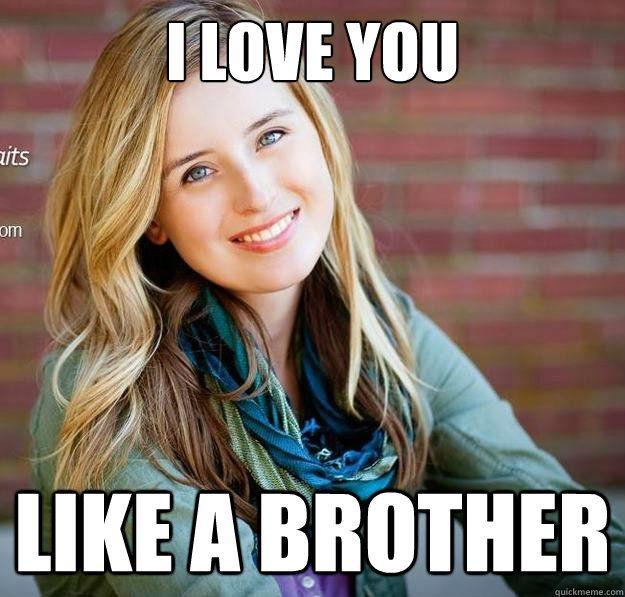 Aku suka kamu, jadi kakakku