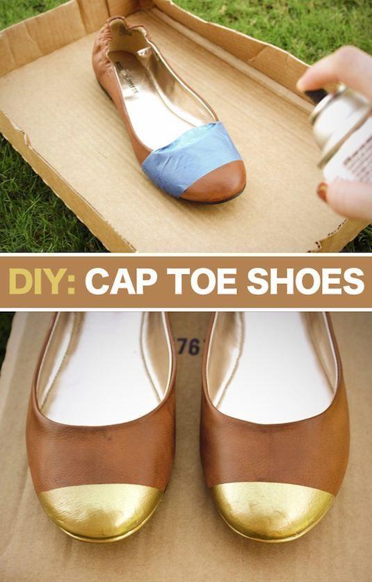 Percantik sepatumu dengan cara ini