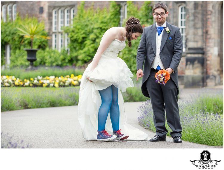 Pastikan kamu bersenang-senang di hari pernikahan