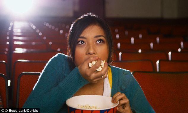 Makan perlahan biar cepat kenyang