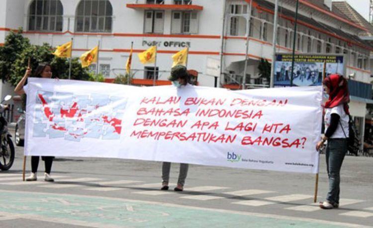 Pentingnya bahasa Indonesia bagi kita