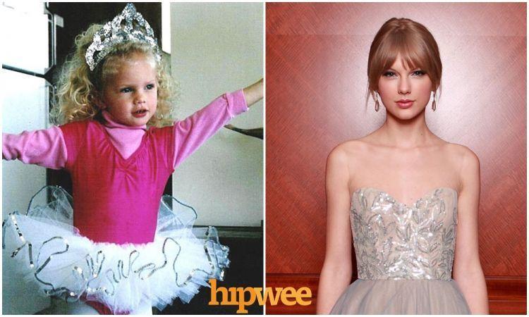 Taylor Swift yang mengembangkan bakatnya sejak kecil
