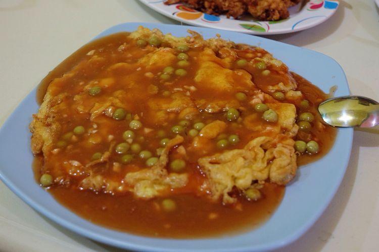 Masakan telur oriental yang membuatmu suka sayur